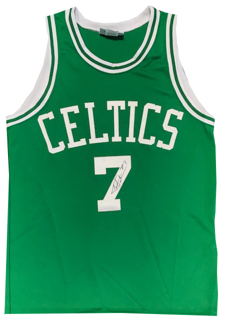 Jared Sullinger Autographed Boston Celtics Jersey