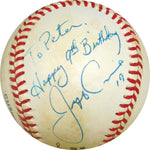 Jeff Conine Autographed Baseball