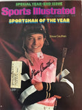 Steve Cauthen Signed Sports Illustrated Magazine December 19-26 1977
