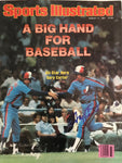 Gary Carter Signed Sports Illustrated - August 17 1981