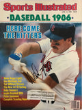 Wade Boggs Signed Sports Illustrated - April 14 1986