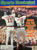 Bob Grich Signed Sports Illustrated - October 20 1986