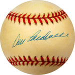Don Cardwell Autographed Baseball