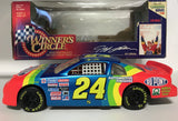 Jeff Gordon Unsigned 1:24 Scale Die Cast Car