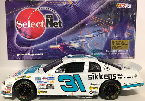 Dale Earnhardt Jr. Unsigned #31 1997 Monte Carlo 1:24 Die-Cast Car