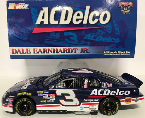 Dale Earnhardt Jr. Unsigned #3 1998 Monte Carlo 1:32 Die-Cast Car
