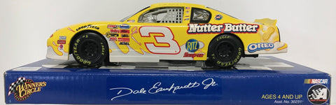 Dale Earnhardt Jr. Unsigned #3 2001 Monte Carlo 1:24 Die-Cast Car