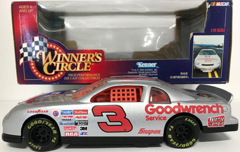 Dale Earnhardt Unsigned #3 1998 1:24 Scale Die Cast Car