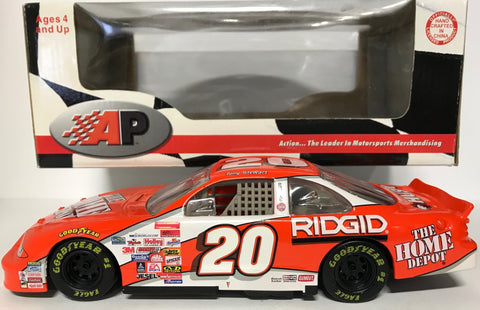 Tony Stewart Unsigned #20 1999 1:24 Scale Die Cast Car