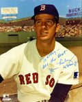 Jim Lonborg Autographed 8x10 Photo