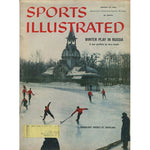 Winter Play 1960 Sports Illustrated Magazine