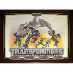 Transformers: Revenge of the Fallen Custom Framed Photo