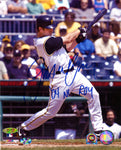 Jason Bay Autographed '04 N.L. Rookie of the Year Photo