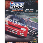 Daytona Pepsi 400 Official Program 1999