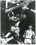 Jim Barnett Autographed Philadelphia 76ers 8x10 Photo