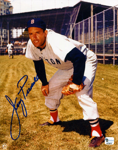 Jim Piersall Autographed 8x10 Photo
