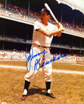 Johnny Blanchard Autographed 8x10 Photo