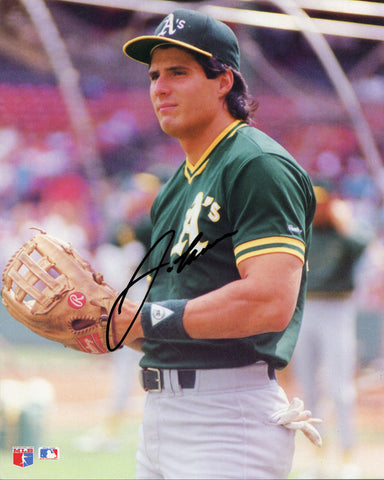 Jose Canseco Autographed 8x10 Photo