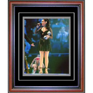 Katy Perry Unsigned Framed 8x10 Photo