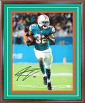 Kenyan Drake Autographed Framed 16x20 Photo (JSA)