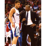 Doc Rivers Autographed 8x10 Photo