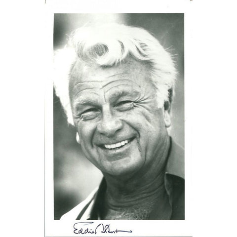 Eddie Albert Autographed 5x7 Photo