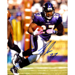 Ray Rice Autographed 8x10 Photo