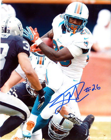 Lamar Miller Autographed 8x10 Photo