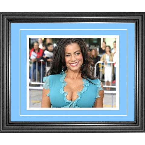 Sofia Vergara Framed 8x10 Photo