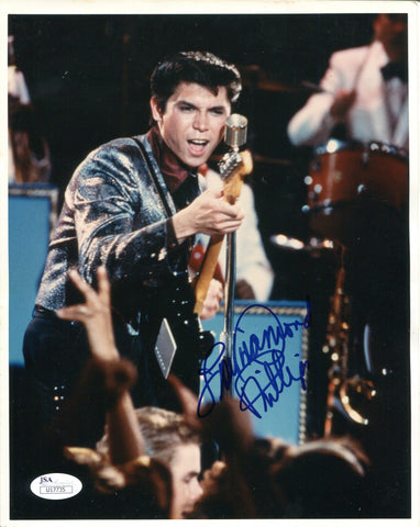 Lou Diamond Phillips Autographed 8x10 Photo (JSA)