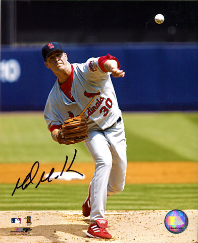 Mark Mulder Autographed 8x10 Photo
