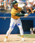 Mike Gallego Autographed 8x10 Photo