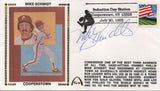 Mike Schmidt Autographed July 30, 1995 First Day Cover (JSA)