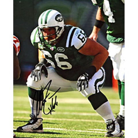 Alan Fanaca Autographed / Signed New York Jets 8x10 Photo