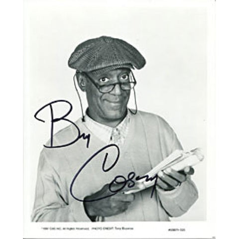 Bill Cosby Autographed/Signed 8x10 Photo