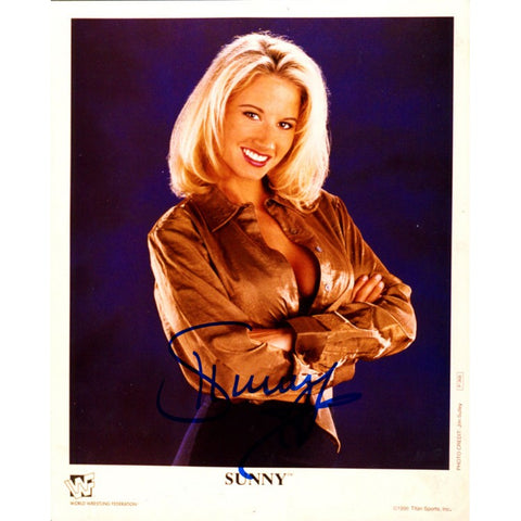 Sunny Autographed 8x10 Photo