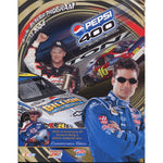 Daytona Pepsi 400 Official Program 2004