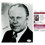 Gerald Ford Signed 8x10 Photo JSA