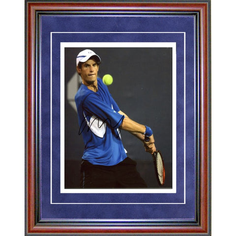 Andy Murray Autographed Framed 8x10 Photo