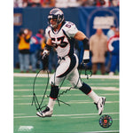 Bill Romanowski Autographed 8x10 Photo