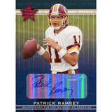 Patrick Ramsey Unsigned 2002 Donruss Card