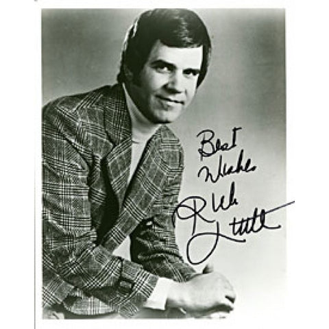 Rich Little Autographed / Signed 8x10 Photo
