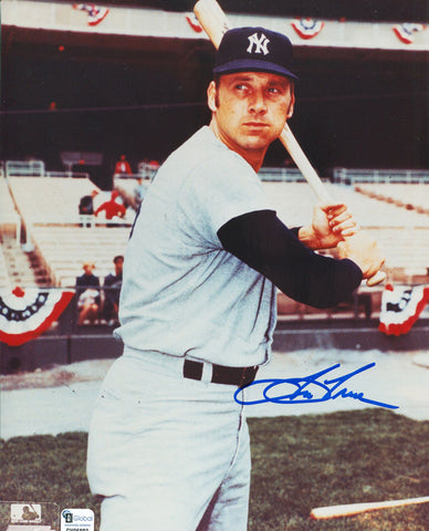 Tom Tresh Autographed 8x10 Photo