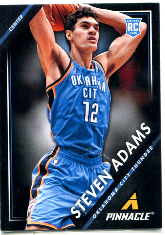Steven Adams 2013-14 Panini Pinnacle Rookie Card