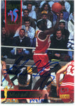 Michael Finley 1995 Signature Rookies Autographed Card