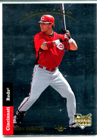 Josh Hamilton 2007 Upper Deck Rookie Card