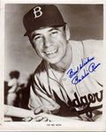 Pee Wee Reese Autographed JSA Certified 8x10 Photo
