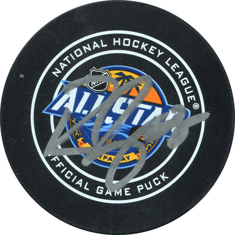Pekka Rinne Autographed 2018 All Star Game Puck
