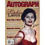 Sophie Loren Autographed / Signed Celebrity 8x10 Photo