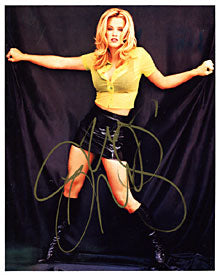 Jenny McCarthy Autographed / Signed Celebrity 8x10 Photo